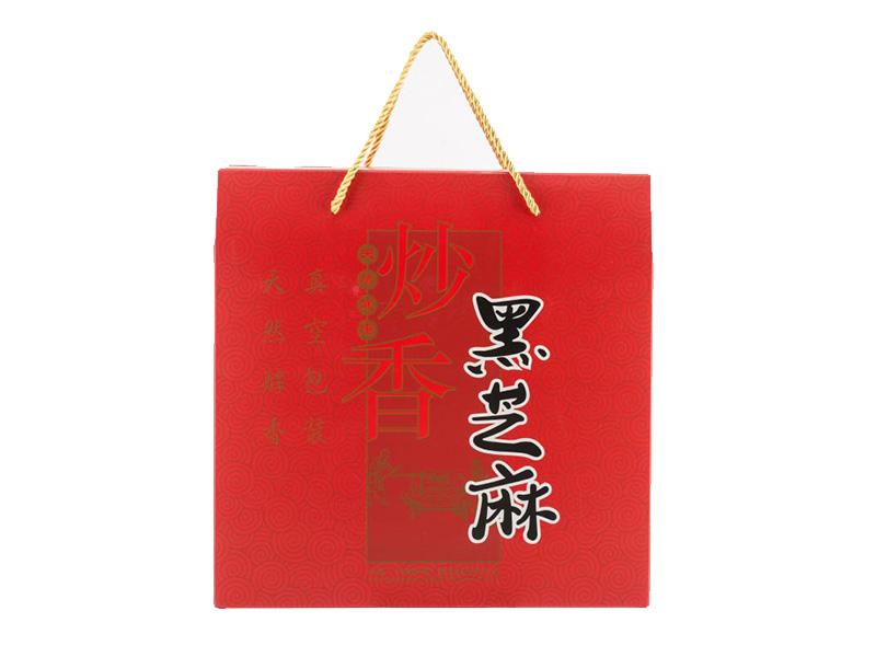 96袋*8g/袋   阿诚炒香黑芝麻