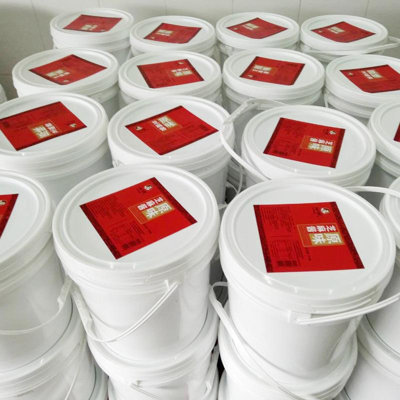 10公斤白芝麻酱桶装